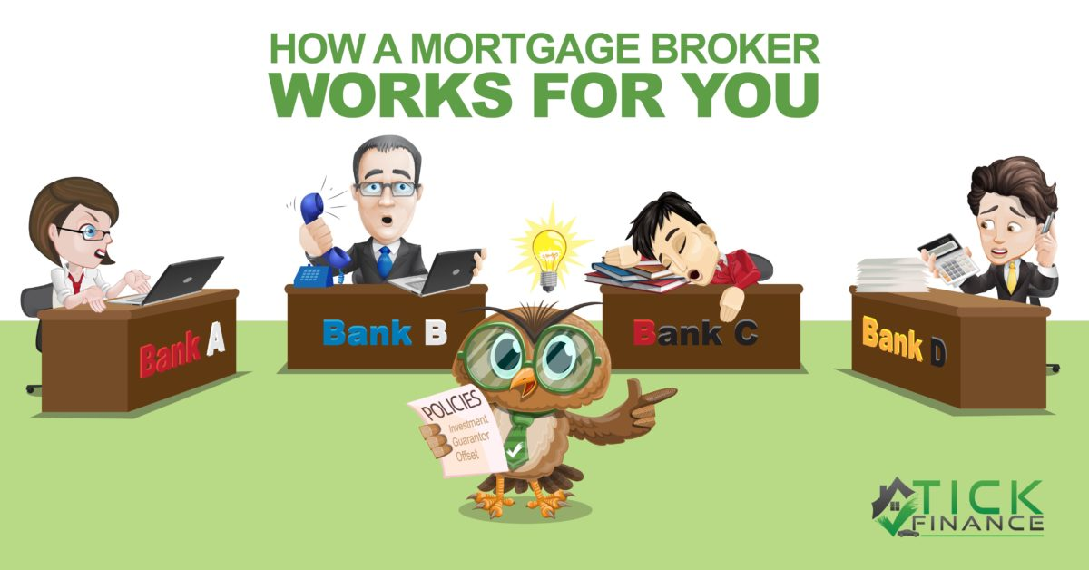 How a Mortgage Broker Works for YOU!